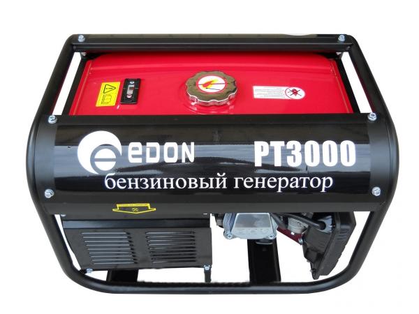 Бензогенератор Edon PT 3000