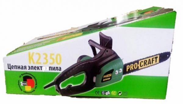 Электропила Procraft К2350