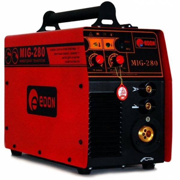Инверторный полуавтомат Edon MIG-280