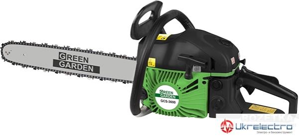 Бензопила Green Garden GCS-3500
