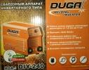 Сварочный инвертор DUGA DIY-240B