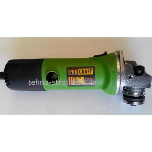 Болгарка Procraft PW-125/1350