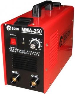 Сварочный инвертор Edon MMA-250 mini (кейс)