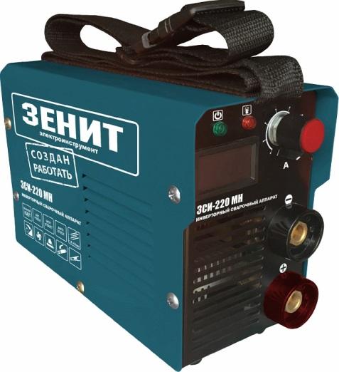 Сварочный инвертор Зенит ЗСИ-220 МН