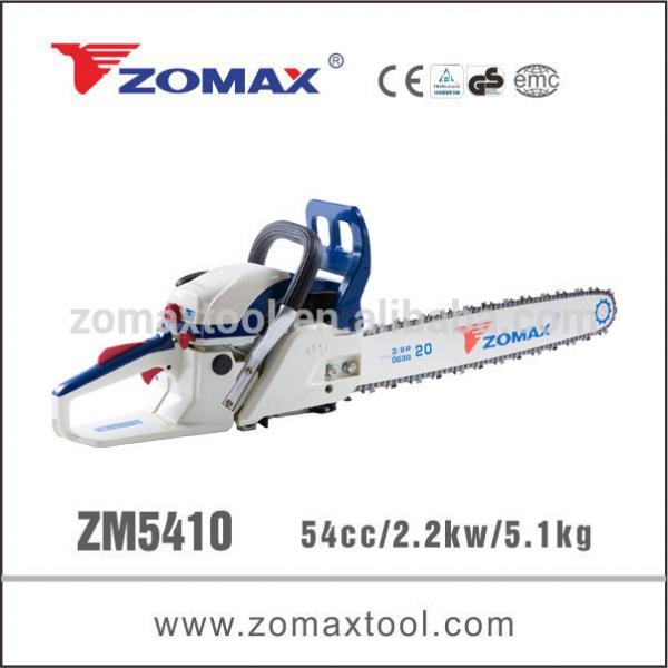 Бензопила ZOMAX ZM 5410