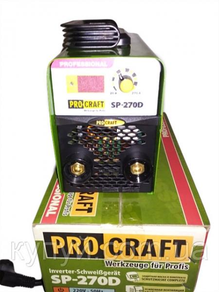 Сварочный инвертор Procraft SP-270D