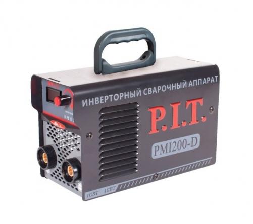 Сварочный инвертор PIT РМI 200-D