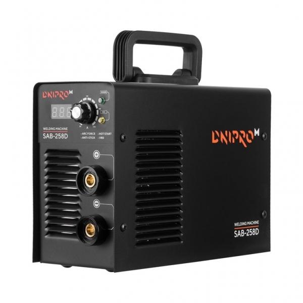 Сварочный аппарат IGBT Dnipro-M SAB-258D