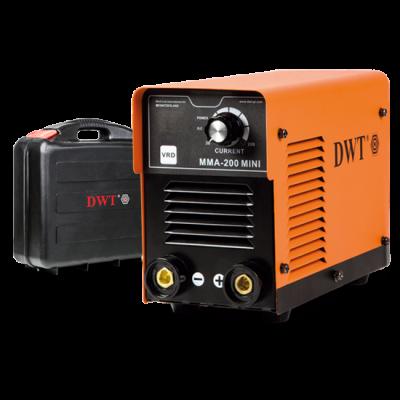 Сварочный инвертор DWT MMA-200 MINI BMC