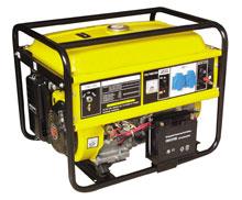 Генератор бензиновый Sturm PG8755E