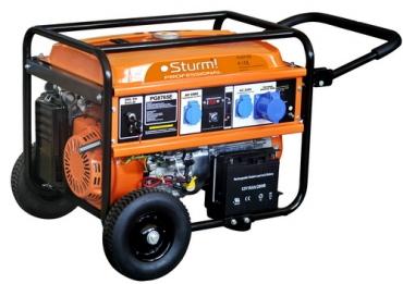 Генератор бензиновый Sturm PG8765E
