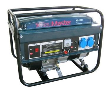 Генератор бензиновый BauMaster PG-8730X