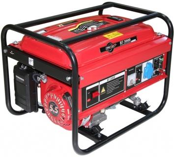 Генератор бензиновый Бригадир БГ-3000