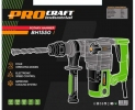 Перфоратор Procraft BH1550 Industrial line